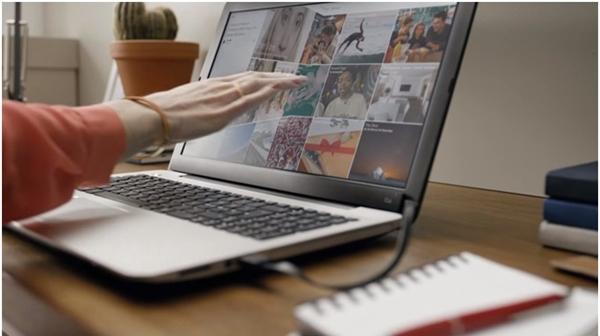 AirBar sử dụng khá tốt trên Laptop chạy Windows