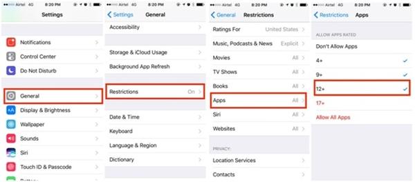 Hướng dẫn mở 10 tính năng ẩn cực hay trên iPhone