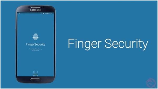 FingerSecurity – khóa ứng dụng bằng vân tay cực hữu ích cho điện thoại Android