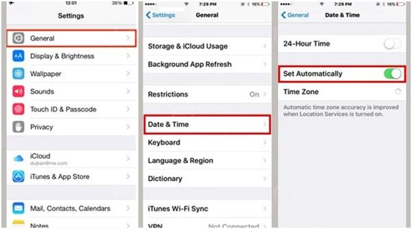 iPhone không gọi được video call (2)