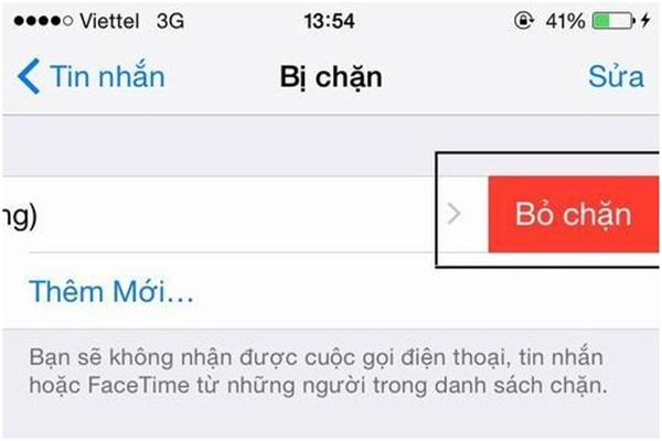 iPhone không gọi được video call (4)