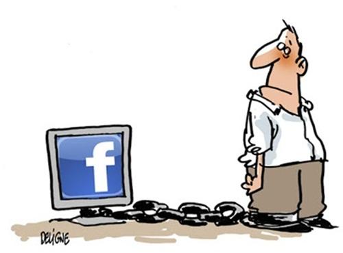 Nếu mạng xã hội Facebook ảnh hưởng xấu đến cuộc sống của bạn thì nên xoá bỏ nó