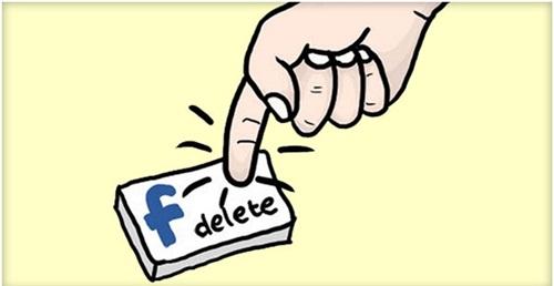 Hãy cân nhắc kỹ việc bạn có muốn xóa tài khoản Facebook này không nhé