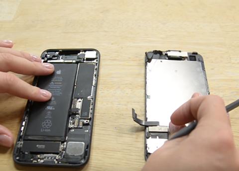 cách thay pin iPhone 7 tại nhà 6