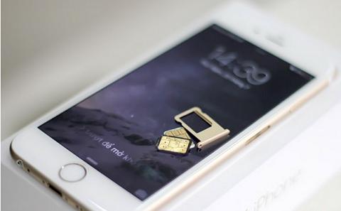 Bạn có phân biệt được iPhone 7 chính hãng quốc tế và khóa mạng?