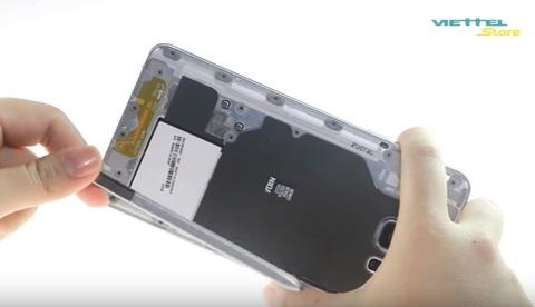 Tự thay màn hình Galaxy Note 5 tại nhà rất đơn giản