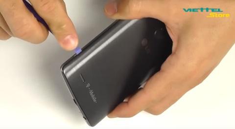 30 phút để có thể thay main LG G3 an toàn, bạn có dám thử?