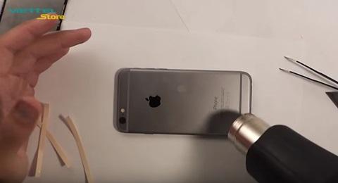 Hướng dẫn tự thay pin iPhone 6 an toàn trong 10 phút