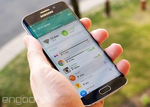 Mức dung lượng 3G tiết kiệm được luôn được hiển thị chi tiết