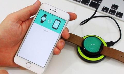 Kết nối smartwatch với iPhone