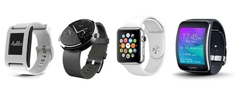 Smartwatch đang dần trở thành xu hướng