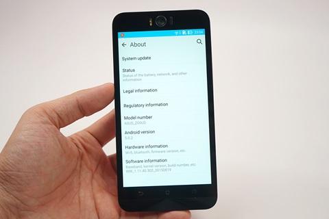 Asus Zenfone Selfie Ra Mắt Smartphone Chuy 234 N Chụp Quot Tự