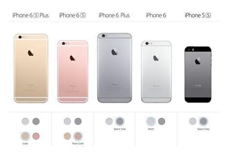 Những mẫu iPhone sẽ được Apple phân phối trong thời gian tới