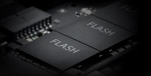 Bộ điều khiển NAND Controller trên mainbroad trên Macbook Air