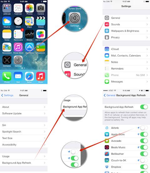 3 cách sử dụng iPhone tiết kiệm pin hiệu quả nhất 2017