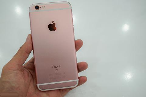 Trên Tay Iphone 6s Màu Hồng Rose Gold đẹp Ngoài Mong đợi