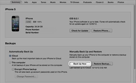 Cách thoát khỏi tình trạng iPhone bị vô hiệu hoá nhanh nhất
