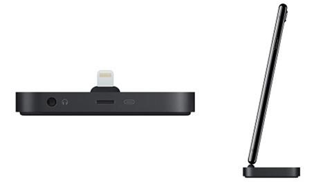 Đây là dock sạc chính hãng của Apple dành cho bộ đôi iPhone mới nhất với giá khoảng 49 USD
