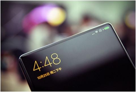 Đánh giá Xiaomi Mi MIX: Cấu hình khủng, thiết kế của tương lai
