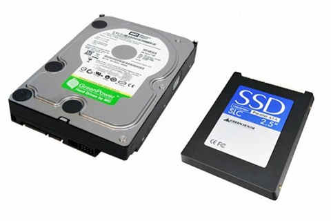 Ổ cứng SSD nhanh và tốt hơn so với HDD