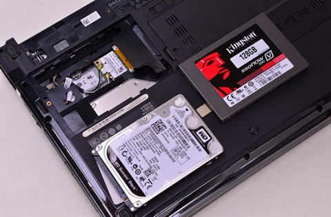 Nâng cấp ổ cứng SSD sẽ giúp laptop hoạt động nhanh hơn