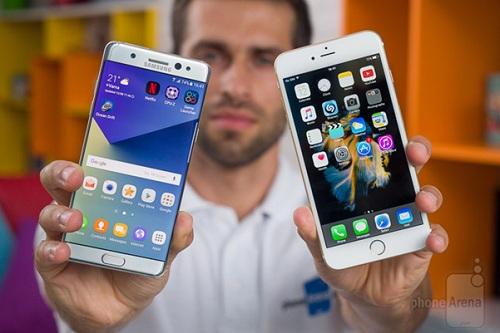 Màn hình iPhone 7 – Sáng, đẹp và trung thực nhất trong làng smartphone