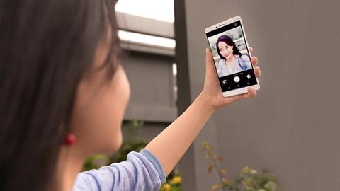 Selfie cực đỉnh với hình ảnh sắc nét