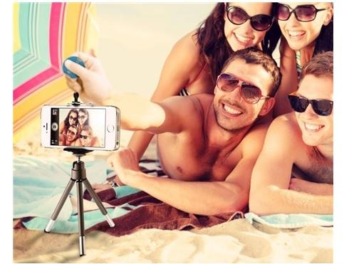 Ảnh chụp selfie tập thể thường rất đẹp mắt và thu hút