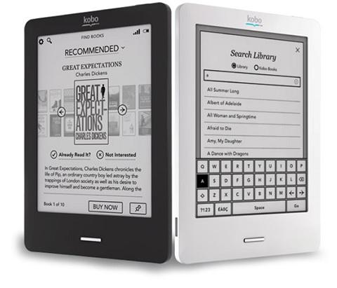 Máy đọc sách Kobo eReader Touch Edition