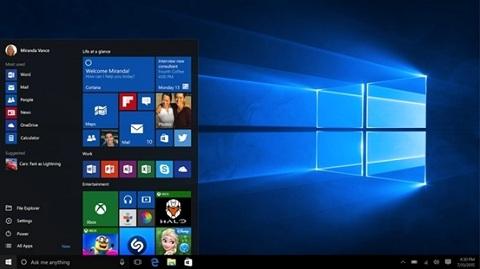 Windows 64-bit có tốc độ xử lý RAM và ứng dụng nhanh hơn nhiều 32-bit