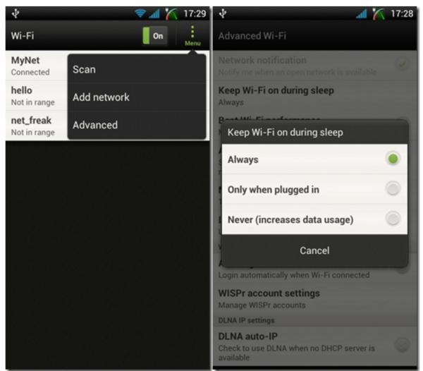 Cách khắc phục lỗi Wifi trên điện thoại Android nhanh nhất