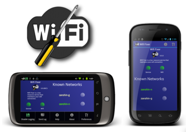 Ứng dụng Wi-Fi Fixer