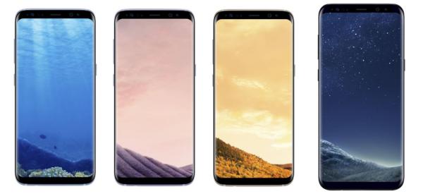 """""""Úm ba la""""! Hô biến điện thoại Samsung thành Galaxy S8 trong một nốt nhạc"""