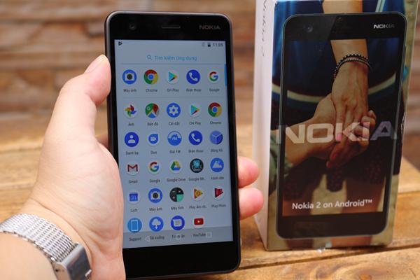 Đánh giá Nokia 2: Chỉ 2 triệu đồng chúng ta có gì?