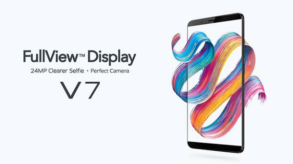 Đánh giá Vivo V7: Thiết kế hoàn hảo, hiệu năng ấn tượng
