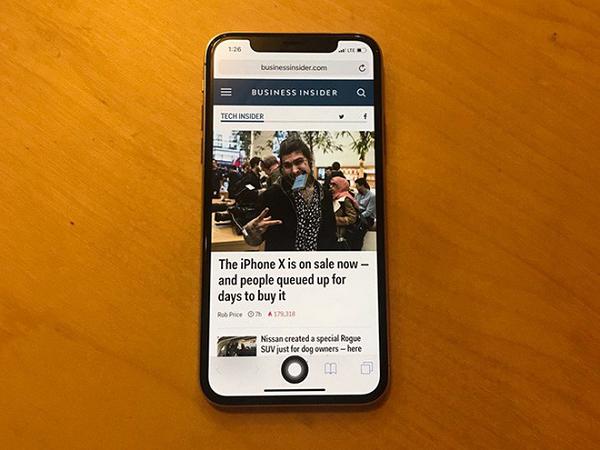 Hướng dẫn cách đưa phím Home lên iPhone X đơn giản nhất
