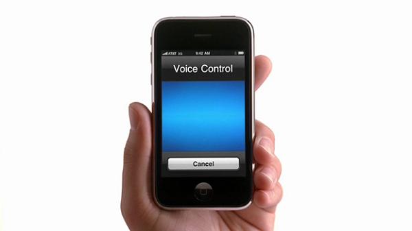 Tiền thân của Siri chính là tính năng Voice Control
