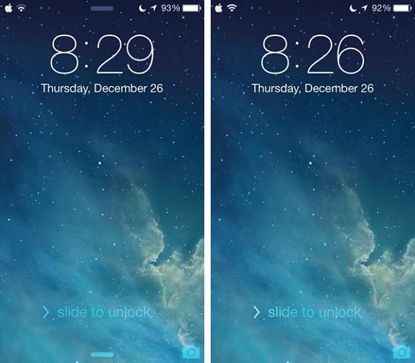 Thiết lập một vài tùy chỉnh nhật định tăng mức độ bảo mật cho màn hình khóa iPhone