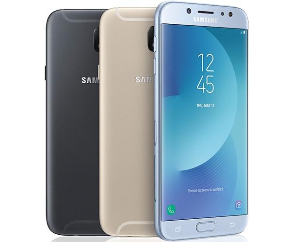 Đánh giá thiết kế Samsung Galaxy J7 Pro: Lạ mà thân quen