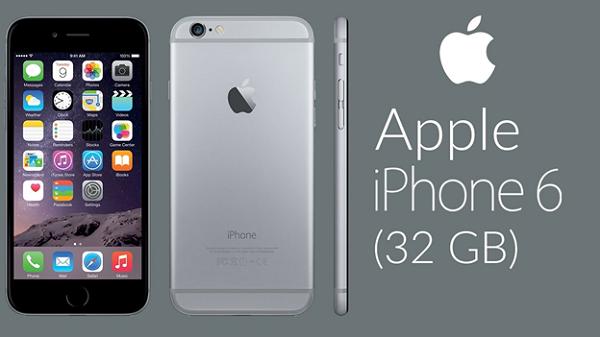 iPhone 6 32GB giảm giá sốc tại Viettel Store không một nơi nào có