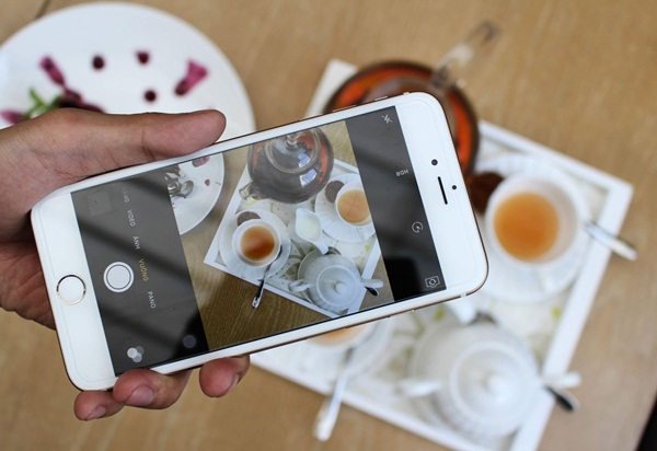 Chuẩn mực thiết kế của thế giới smartphone