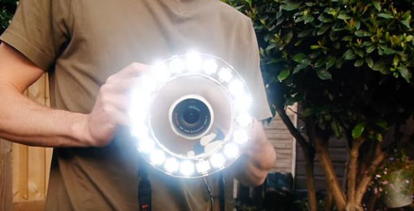 Tự chế đèn chụp ảnh cho ánh sáng tự nhiên