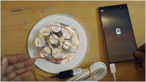Cách chế tạo pin đơn giản từ đồng xu, tại sao không?
