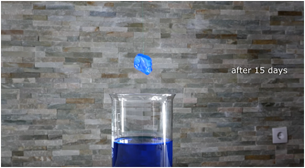 Cách làm đá quý màu xanh dương trang trí tuyệt đẹp, đừng bỏ lỡ