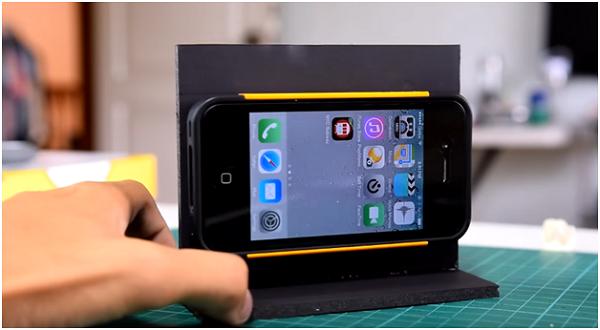 [5 phút mỗi ngày] Tự chế máy chiếu cho smartphone không đến 50K