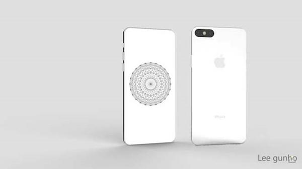Concept iPhone X2 đẹp như mơ