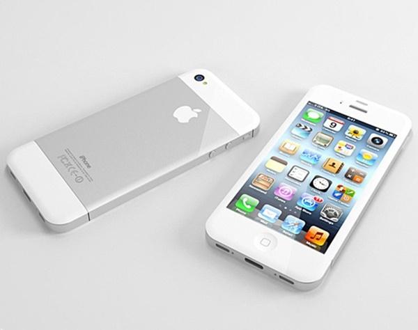 Thiết kế khá giống iPhone 5