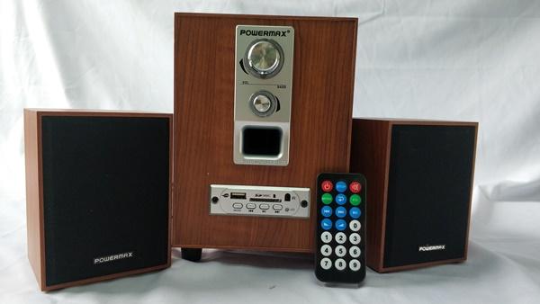 Loa Bluetooth Powermax 2.1 PS-163D có gì đặc biệt?