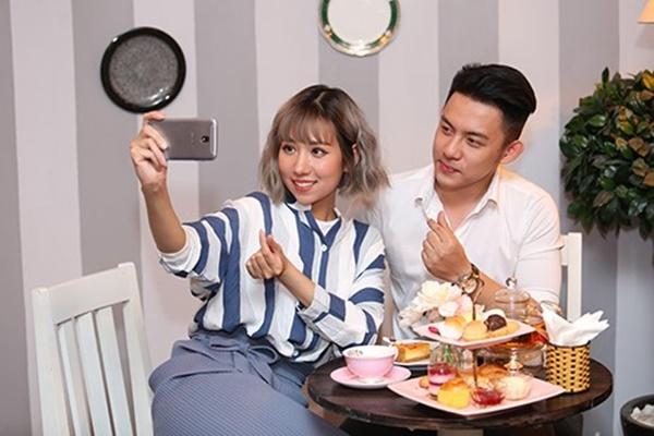 Trải nghiệm Galaxy J7 Pro cùng nữ ca sĩ Min