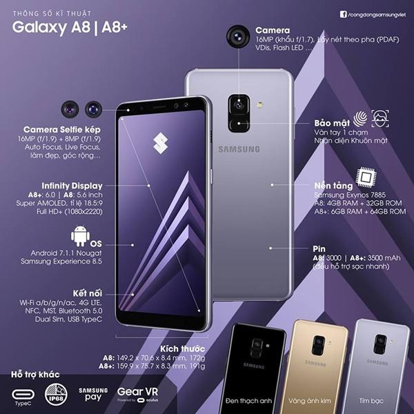 Trải nghiệm camera Galaxy A8 2018 với bộ ảnh thực tế đầu tiên
